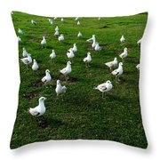 This Meeting Is Now Called To Order Throw Pillow