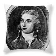 Thomas Boylston Adams Throw Pillow