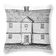 Thomas Hooker (1586-1647) Throw Pillow
