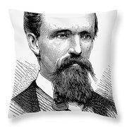 Thomas Kelly (1833-?) Throw Pillow by Granger