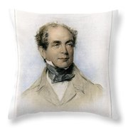 Thomas Moore (1779-1852) Throw Pillow