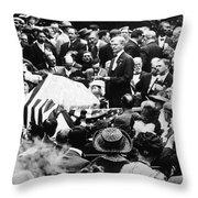 Thomas R. Marshall Throw Pillow