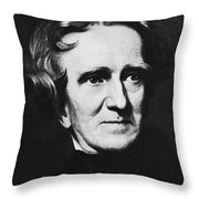 Thomas Sully (1783-1872) Throw Pillow