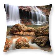 Thomson Falls Throw Pillow
