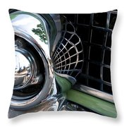 Thunderbird 3 Throw Pillow