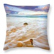 Tied To The Sea Throw Pillow
