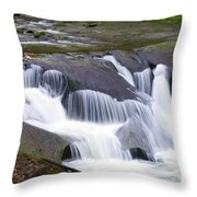 Tiered Waterfals Throw Pillow