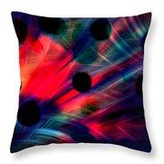 Till Dawn  Throw Pillow by Empty Wall