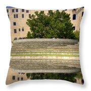 Time For Reflection Throw Pillow