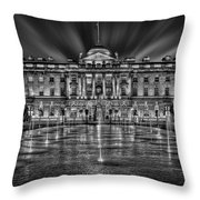 Time To Shine Throw Pillow