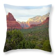 Timeless Sedona Throw Pillow