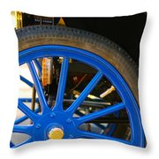 Tin Lizzie Throw Pillow