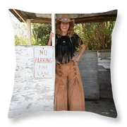 Tina Loy 569  Throw Pillow
