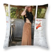 Tina Loy 619 Throw Pillow