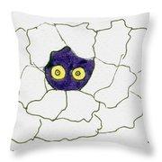 Tis Avalaunche Throw Pillow