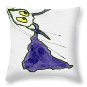 Tis Wind Tunnel Throw Pillow