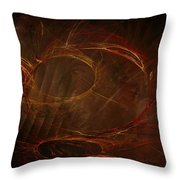 To The Death Throw Pillow