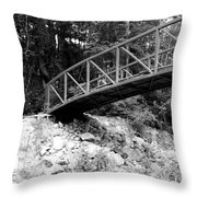 To The Other Side Throw Pillow