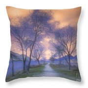 To The Water Throw Pillow