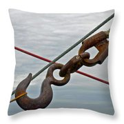 Together We Are An Ocean Throw Pillow
