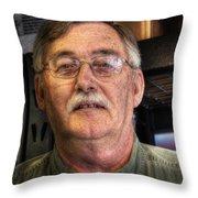 Tom Throw Pillow
