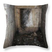 Tomb Of  Zachariah Father Of John The Baptist Throw Pillow