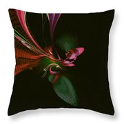 Tomorrow Is A Lovely Day  Throw Pillow