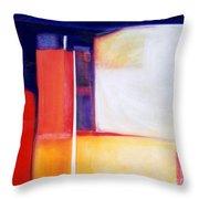 Too Loose Lautrec Throw Pillow