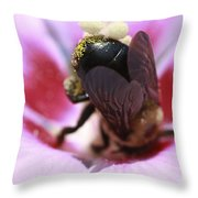 Top Heavy Throw Pillow