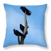 Top Of The Morning To You Throw Pillow