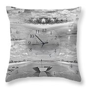 Topsail Dimensions  Throw Pillow