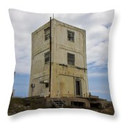 Topsail Island Tower 3 Throw Pillow