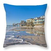 Topsail North End Throw Pillow