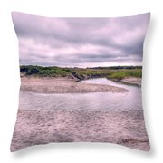 Topsail Serenity  Throw Pillow