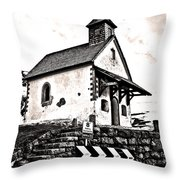 Tornante 8 ... Throw Pillow