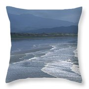 Toursim, Ring Of Beara, Co Cork Throw Pillow