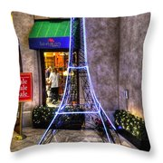 Tower For Sale Throw Pillow