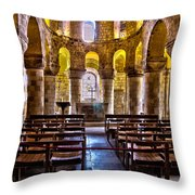 Tower Of London Chapel Throw Pillow