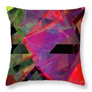 Tower Series 25 Throw Pillow