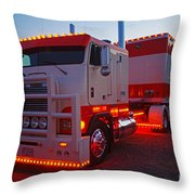 Tr0419-12 Throw Pillow