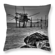Trabucco 2 Throw Pillow