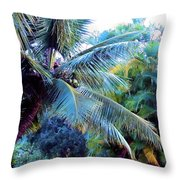 Trade Winds Throw Pillow