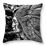 Transformation Through Forgiveness - II Throw Pillow