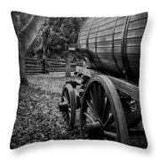 Traveling Friends  Throw Pillow
