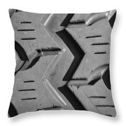 Tread Blox 2 Throw Pillow