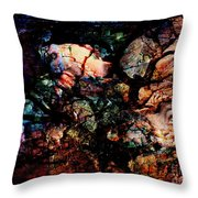 Tree Of Life. Throw Pillow