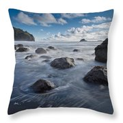 Trinidad Afternoon Throw Pillow