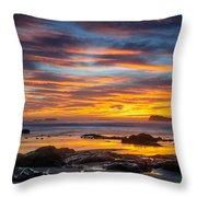 Trinidad Dusk Throw Pillow