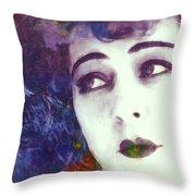 True Beauty Throw Pillow