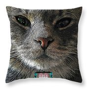 True Unconditional Love Throw Pillow